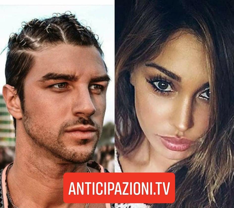 Uomini e Donne gossip, Andrea Damante e Belen Rodriguez: spunta un nuovo video