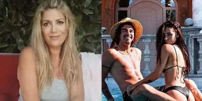 Andrea Damante e Giulia De Lellis: tra loro si sarebbe messa la suocera