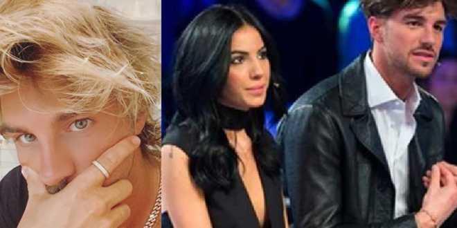Uomini e Donne: Andrea Damante si fa biondo, è rottura con Giulia De Lellis?