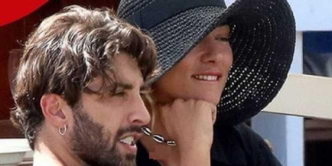 Andrea Iannone e Soleil Sorge beccati insieme: i due sono una nuova coppia?
