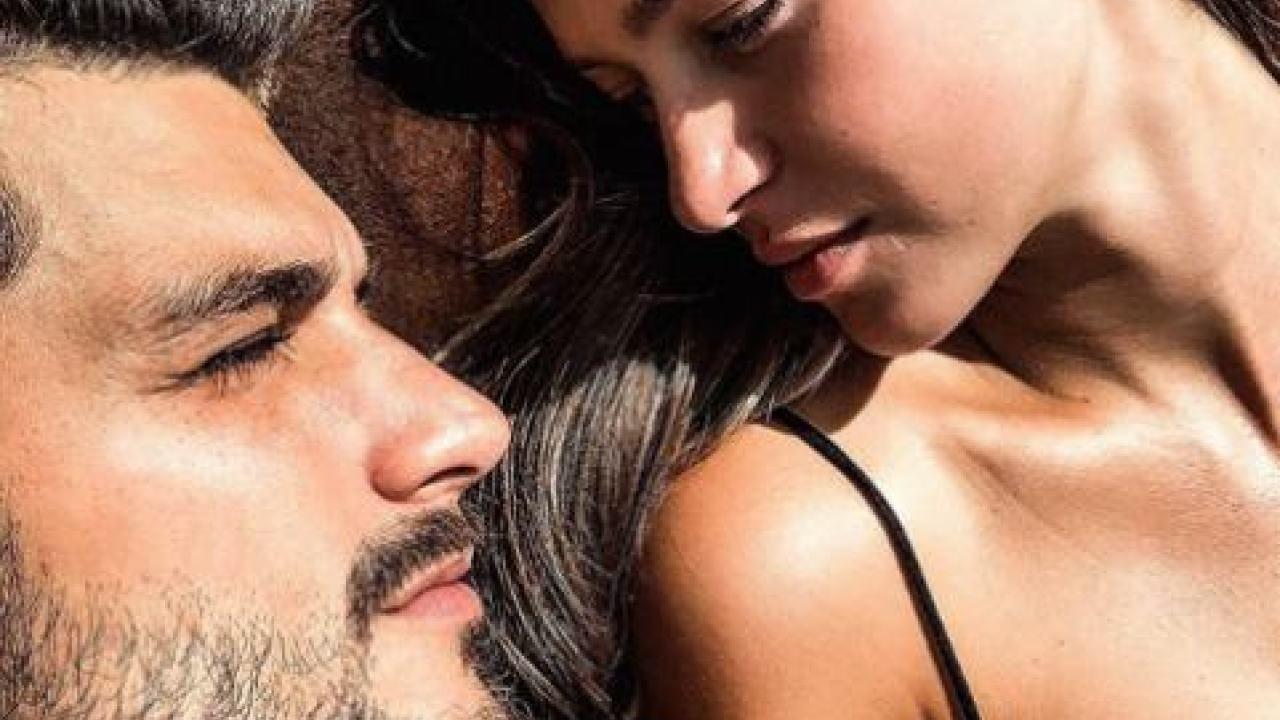 Uomini e Donne news, Andrea Zelletta e Natalia Paragoni fanno il grande passo e la famiglia si allarga
