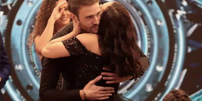 GF Vip 5, Andrea Zenga parla del suo rapporto con l'attrice siciliana