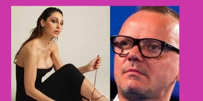 Anna Tatangelo, tra dolore per Gigi D'alessio e la soffiata in tv a Barbara D'Urso