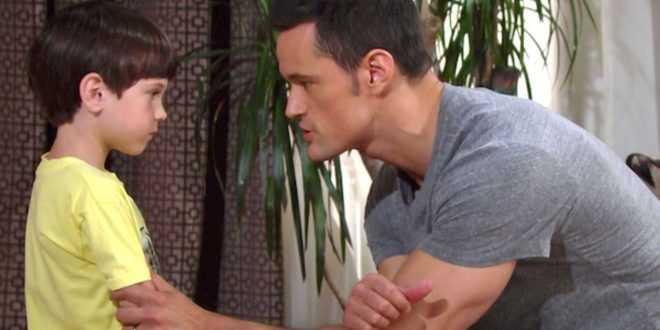 Beautiful anticipazioni puntata del 19 settembre 2020: Thomas sfoga la rabbia su Douglas