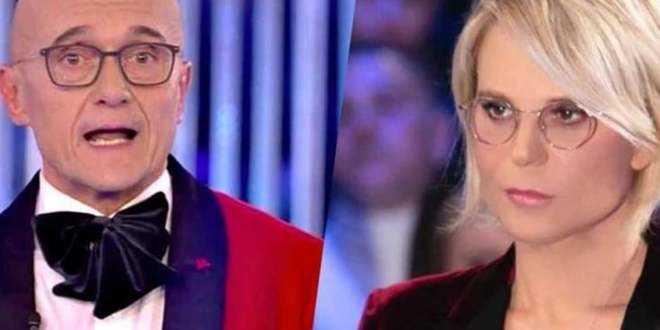 GF Vip 5, anticipazioni puntata 28-12-2020: ospite Maria De Filippi, De Grenet a rischio