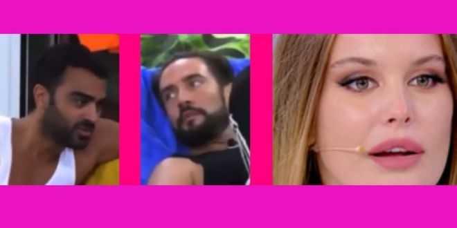 "GF vip, Gianmaria Antinolfi shock su Sophie Codegoni: ""Hanno detto che devo trom**rmela"""