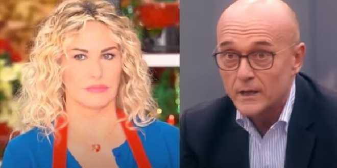 """Antonella Clerici umilia Alfonso Signorini: """"Il GF Vip? E' mortificante"""""""