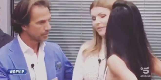 Grande Fratello Vip, Antonella Elia e Antonio Zequila shock su Valeria Marini