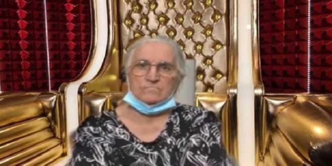GF Vip 5, appare un'anziana signora in diretta: opera di un hacker o errore umano?
