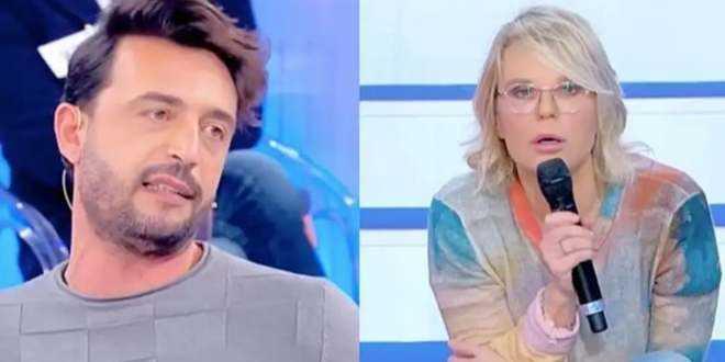 Uomini e Donne, Armando esagera ancora: interviene Maria De Filippi