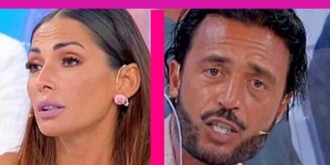 Caos a Uomini e Donne, Armando Incarnato e Ida Platano si vedono in segreto?
