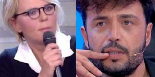 Uomini e Donne, Armando scrive su Instagram dopo la sfuriata della De Filippi