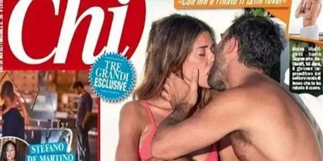 Arriva la conferma, Belen ha un nuovo ricco fidanzato: la foto del bacio