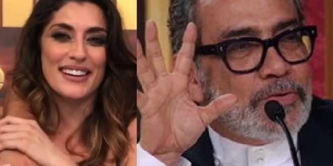 Ballando con le Stelle, un giudice lancia frecciatine sul peso a Elisa Isoardi: il web lo contesta