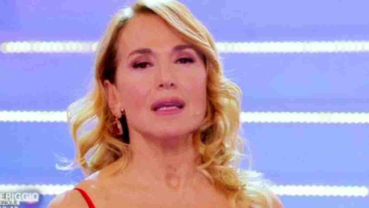 Barbara d'Urso nella bufera per il gesto dopo la morte di Nadia Toffa