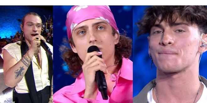 """A """"Battiti Live"""" gli ex Amici Irama, Sangiovanni e Deddy infiammano il palco: le curiose dichiarazioni"""