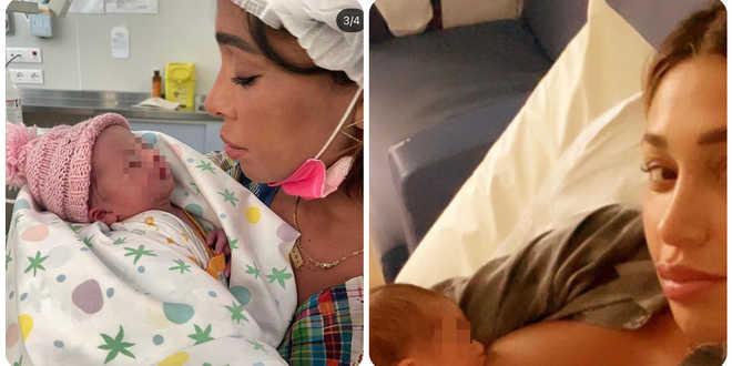 Belen Rodriguez, il Codacons accusa l'ospedale in cui è nata Luna Marì