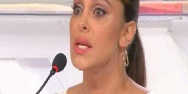 Belen Rodriguez e lo scivolone sul Coronavirus: utenti social infuriati!