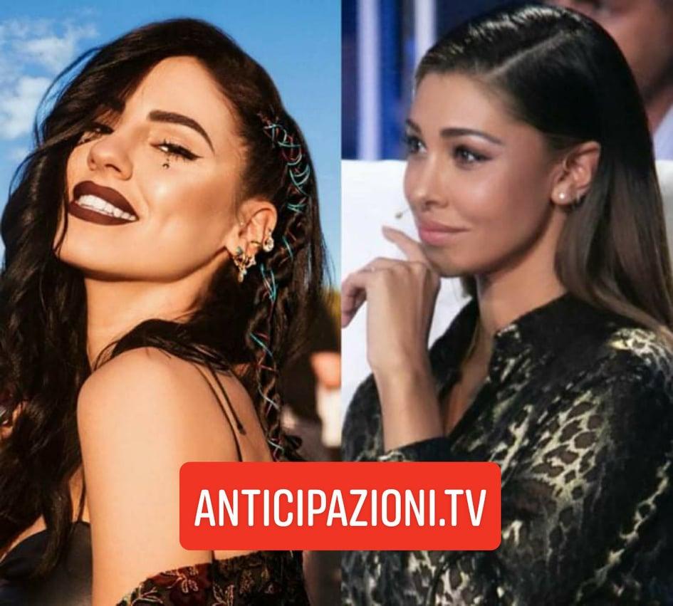 Uomini e Donne gossip, Belen Rodriguez fa chiarezza sulla lite con Giulia De Lellis