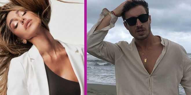 Belen Rodriguez: il fidanzato Antonino Spinalbese cambia mestiere per lei