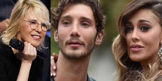 Belen Rodriguez non perdona Stefano De Martino: interviene Maria De Filippi!