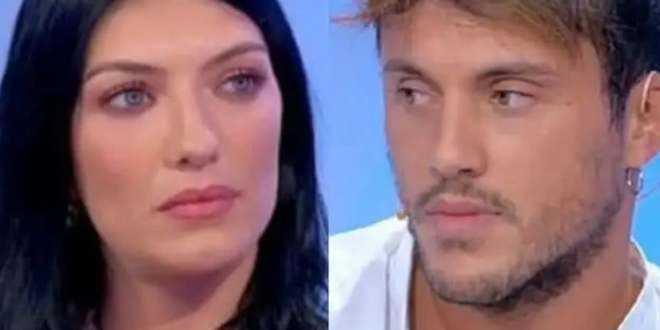 Gossip Uomini e Donne, botta e risposta tra Giovanna Abate e Giulio Raselli