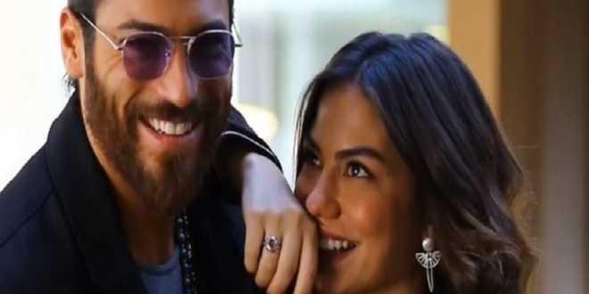 Can Yaman e Demet Ozdemir ancora insieme: in arrivo una nuova soap su Canale 5