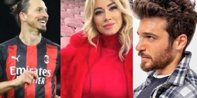 Can Yaman e Diletta Leotta, tra loro spunta Ibrahimovi: il clamoroso triangolo