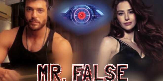 Can Yaman e Ozge Gurel: insieme protagonisti di Mr. False