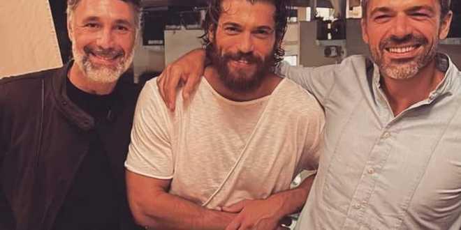 Can Yaman, Luca Argentero e Raul Bova nel cast di Sandokan? La foto rivelatoria