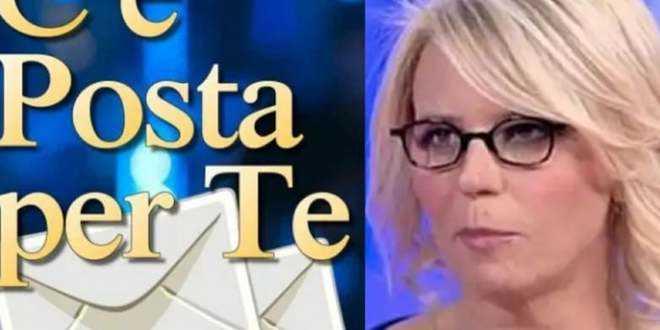Cancellata la puntata di C'è Posta per Te di oggi 8/2/2020: ecco il motivo