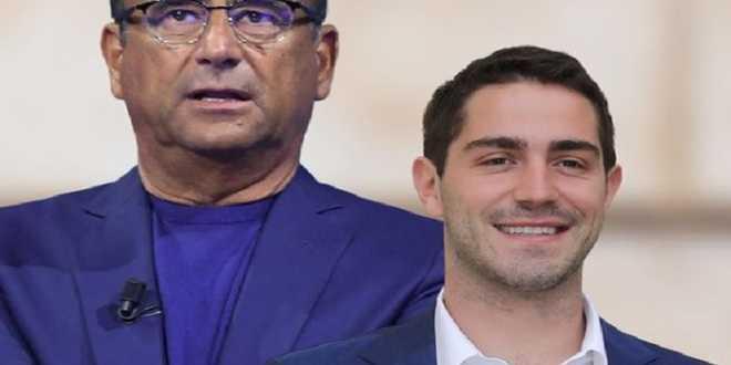 Carlo Conti divide sul blackface: Tommaso Zorzi si scaglia contro il conduttore