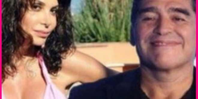 """Carmen Di Pietro racconta i dettagli delle notti di passione con Maradona: """"La prima volta fu in hotel"""""""