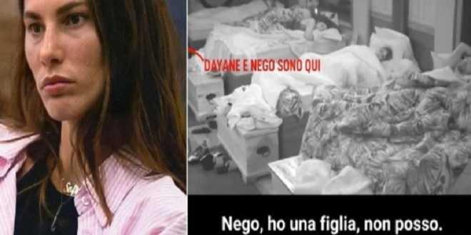 """Caso Dayane Mello, spuntano retroscena terrificanti: """"È come se fosse in prigione"""""""