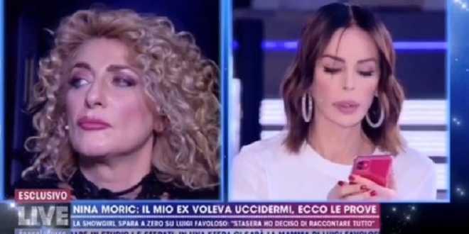 Caso Luigi Favoloso: ecco la perizia dei medici sui lividi di Nina Moric