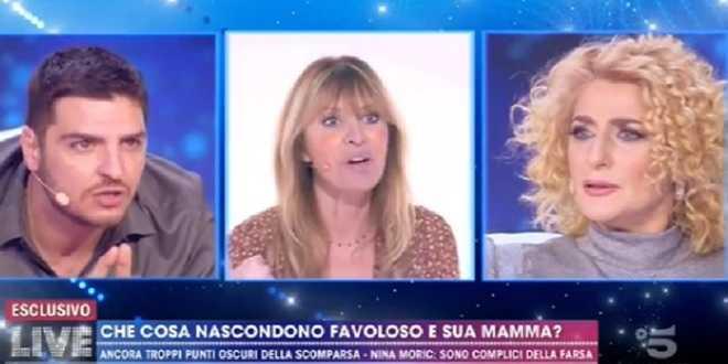 Caso Luigi Favoloso: Nina Moric ha mentito sulle gravi violenze subite?