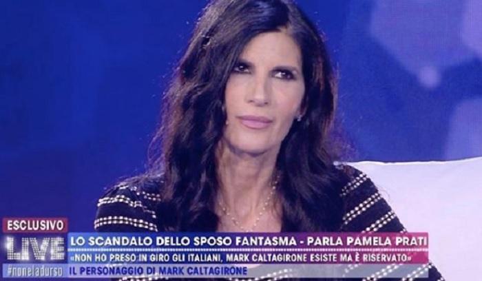 Caso Pamela Prati: il film sulla showgirl e Mark Caltagirone è stato bloccato?