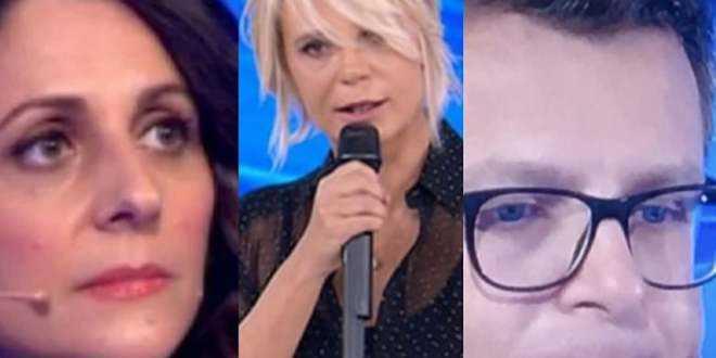 C'è Posta per Te, Licia perdona Ernesto: critiche per il gesto di Maria De Filippi