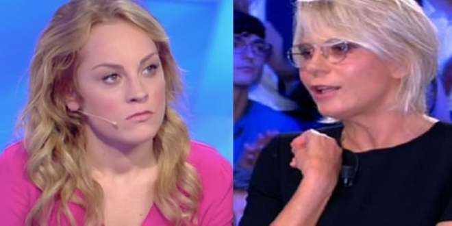 """C'è Posta per Te, Maria De Filippi si arrabbia: """"Faccio fatica a star zitta!"""""""