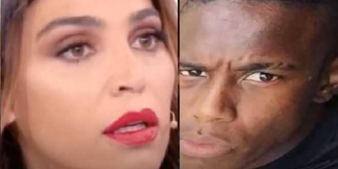 """GF Vip 5, Cecilia Capriotti rischia la squalifica e interviene Enock: """"Frasi gravissime"""""""