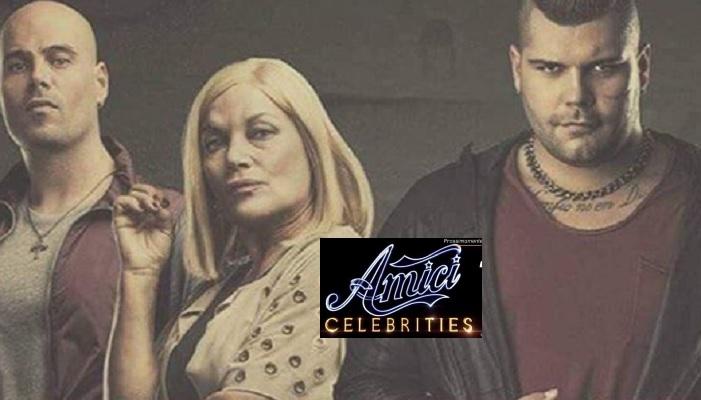 Amici Celebrity, nel cast anche due protagonisti di Gomorra?