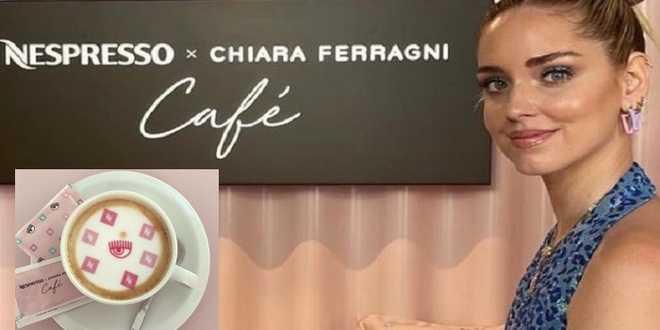 Chiara Ferragni apre il suo temporary bar: scoppia la bufera per i prezzi