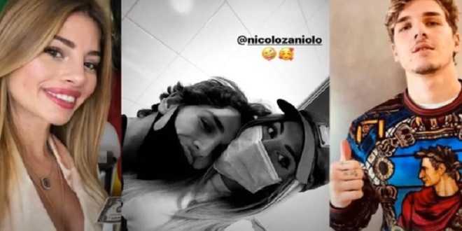 Chiara Nasti e Nicolò Zaniolo stanno insieme: foto e nuovo tatuaggio di coppia