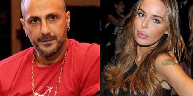 Commovente messaggio di Fabrizio Corona a Nina Moric