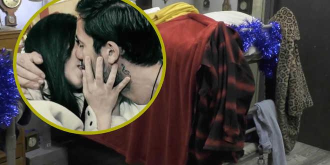 Grande Fratello Vip 5, confessioni notturne tra Giulia Salemi e Pierpaolo Pretelli