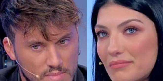 Anticipazioni Uomini e Donne, confronto in studio tra Giovanna Abate e Giulio Raselli