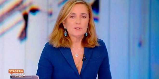 Coronavirus: Barbara Palombelli accusata di razzismo dopo le frasi shock