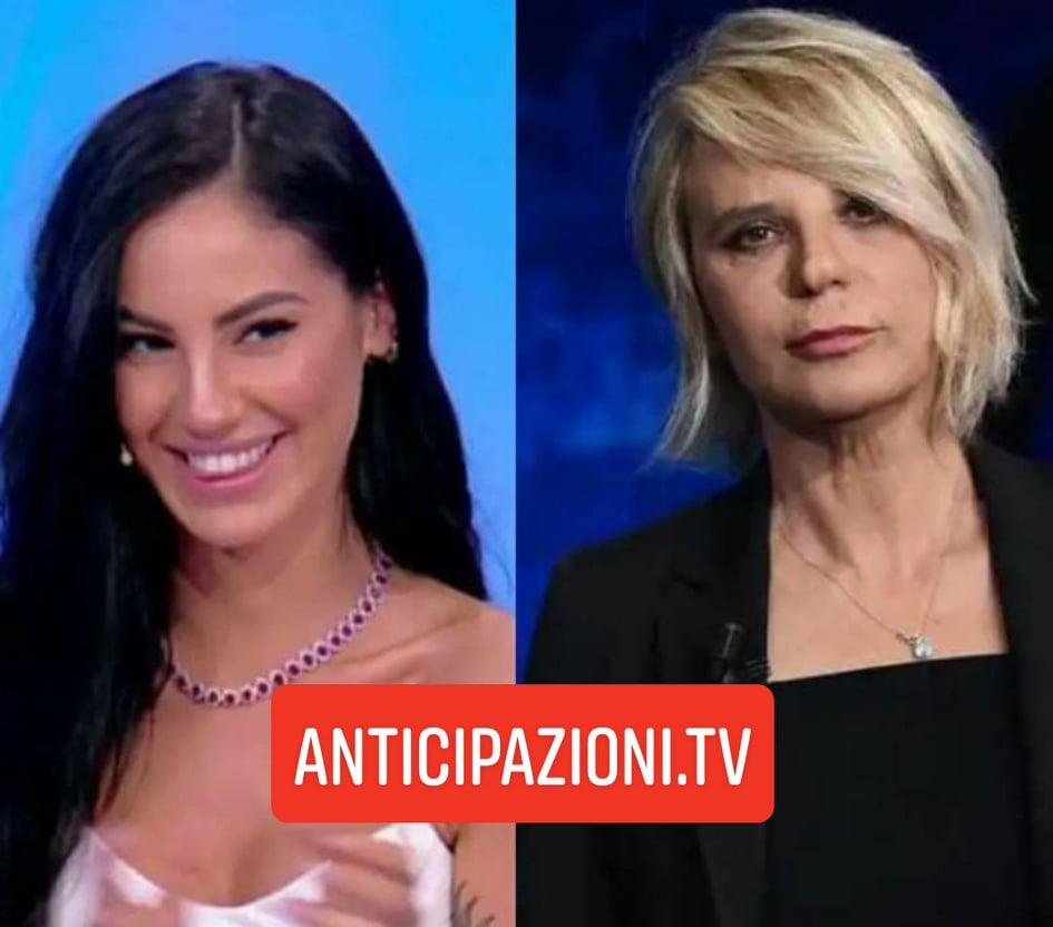 Uomini e Donne news, cosa pensa Maria De Filippi di Giulia De Lellis? Le parole della conduttrice