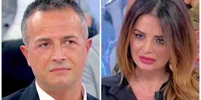 """Uomini e Donne, è crisi tra Roberta Di Padua e Riccardo Guarnieri: """"Lei si è allontanata"""""""