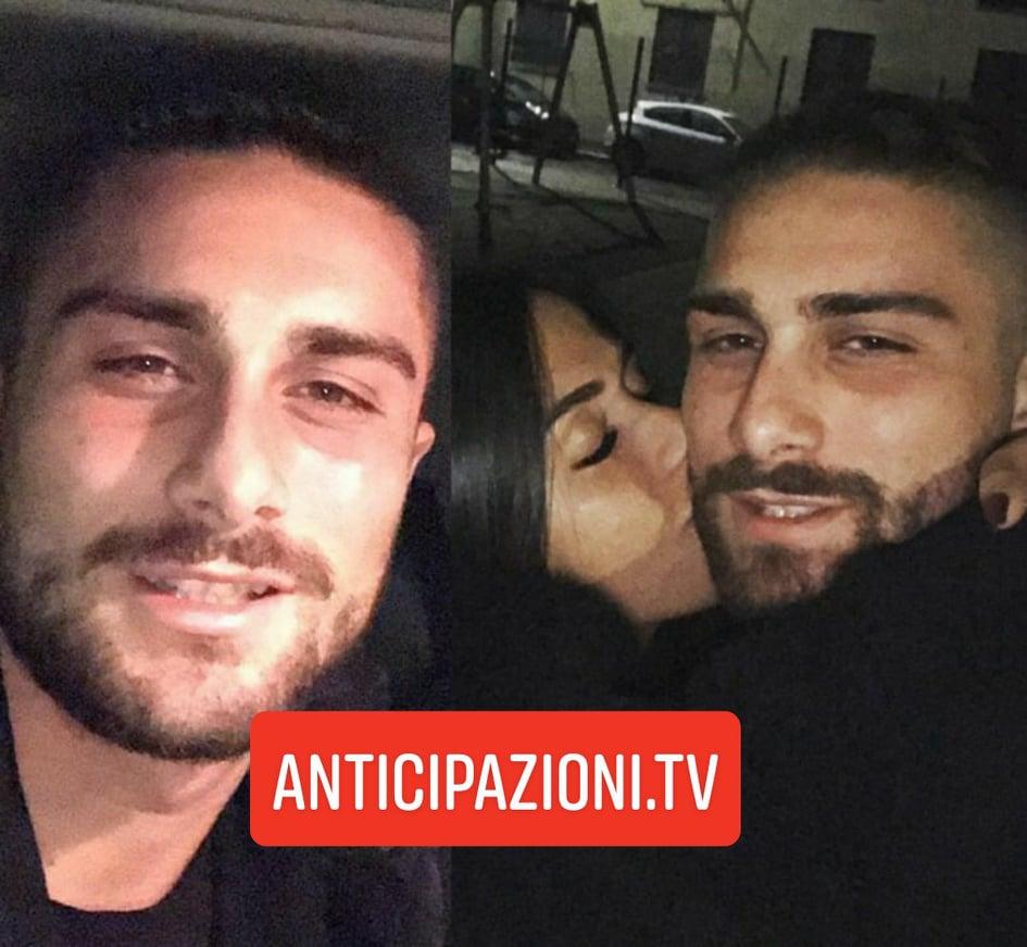Uomini e Donne news, Daniele Schiavon fa una dedica mozzafiato a Giulia Quattrociocche